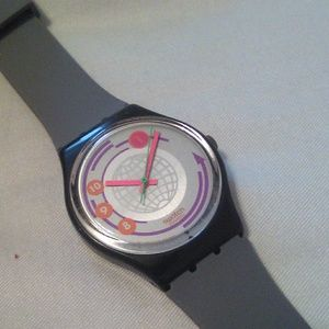 Swatch watch Global Relief